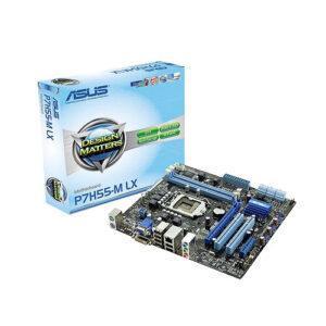 Asus P7H55-M LX LGA1156 H55 DDR3 Motherboard