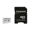 Transcend 64GB Micro SDXC Class10 UHS-1 Memory Card with Adapter